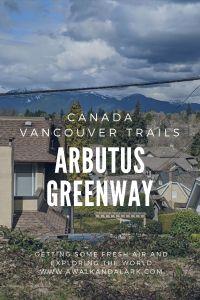 Arbutus Greenway - Walk or cycle along this Vancouver trail