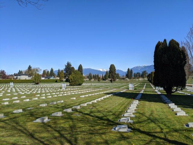 Vancouver Cemetery
