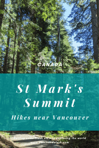 St Mark's Summit - Great hike for the start of the season