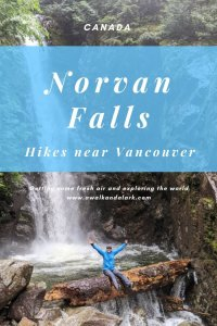 Norvan Falls - Gorgeous waterfall hike near Vancouver, Canada