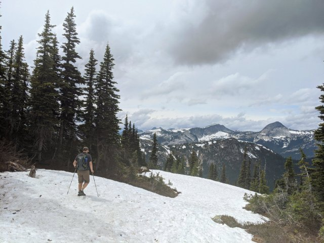 Amazing views from Zoa Peak