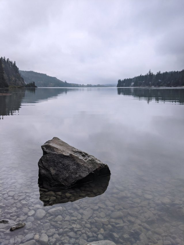 Views of Green Lake
