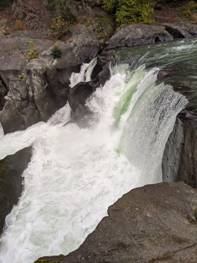 Balls Falls from the East