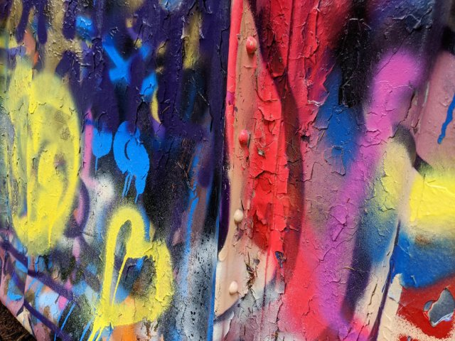 Graffiti Close ups
