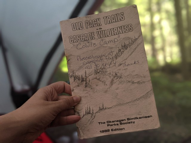 Covile Campground reading