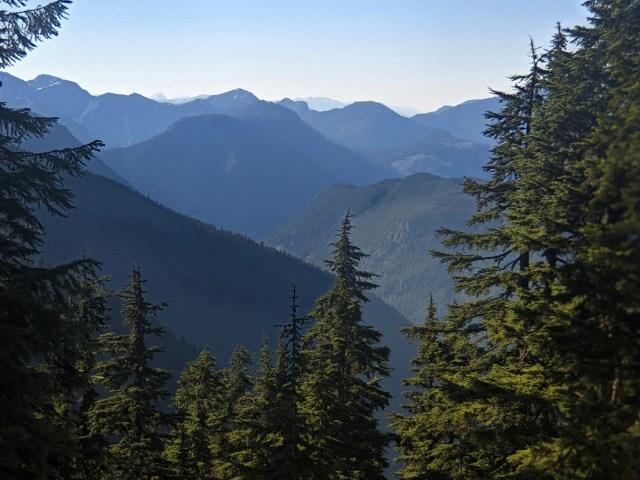 Views from Mason's Ridge horizontal