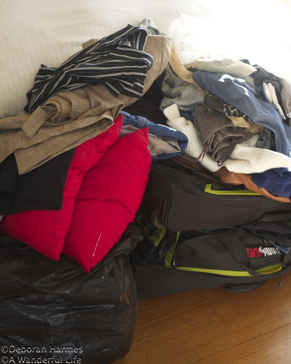 Clothing for Ebay sales or donations