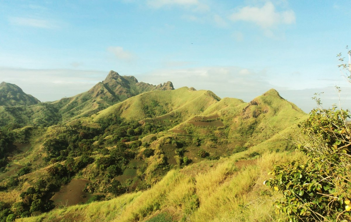 MT. BATULAO: Truly Marvelous. Quite An Experience For A First Time Climber