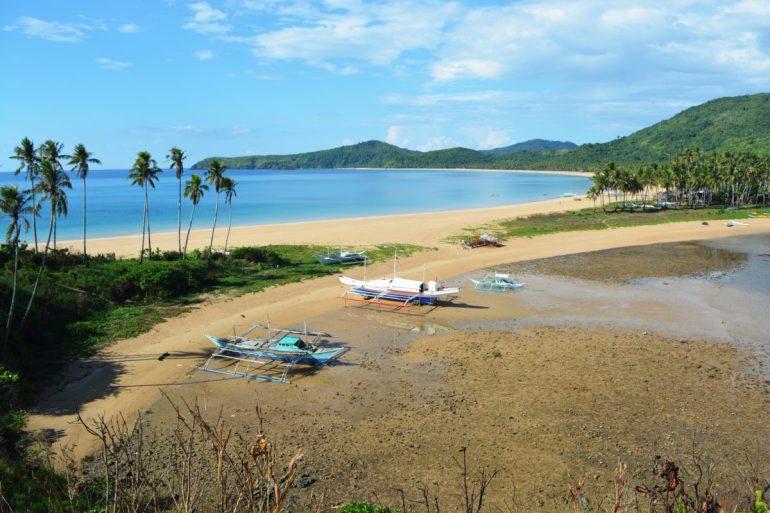 NACPAN BEACH El NIDO PALAWAN