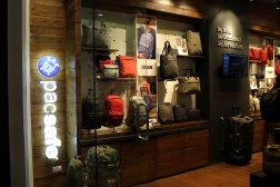 PACSAFE Flagship store launch