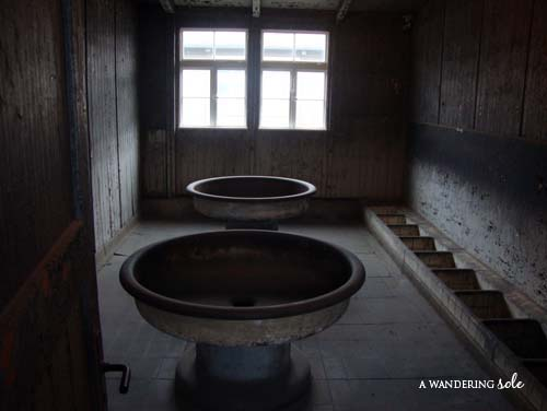 photo essay sachsenhausen concentration camp a wandering sole prison barracks