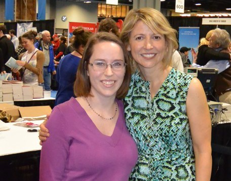 Meeting Samantha Brown at the Travel & Adventure Show