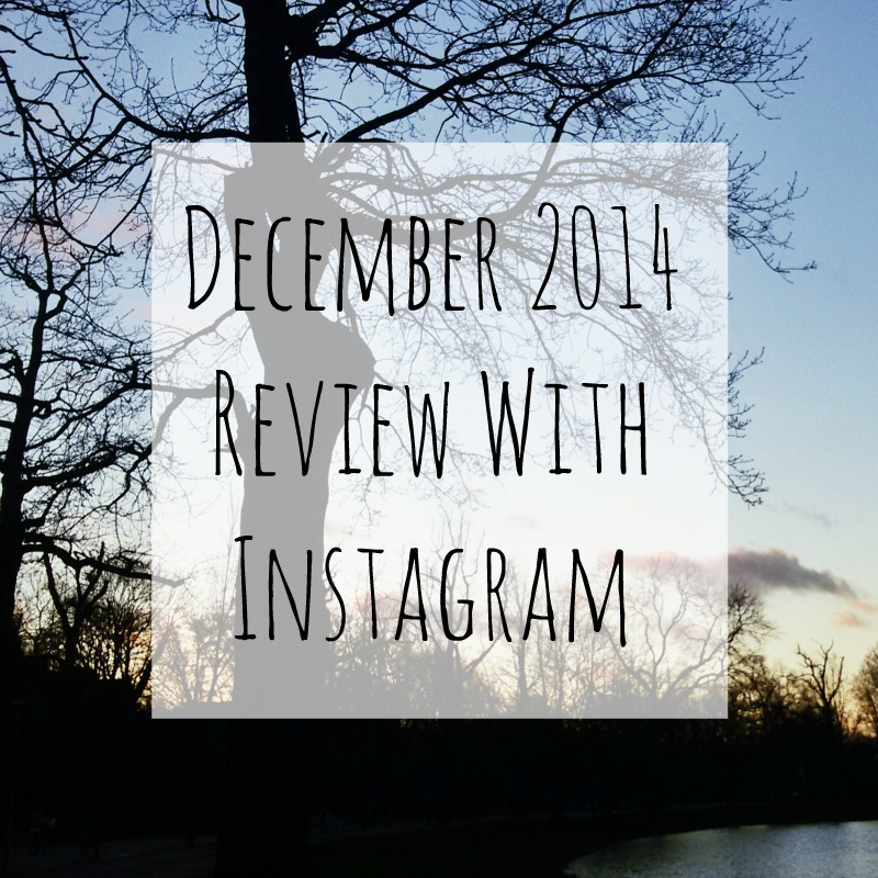 December 2014 Review With Instagram