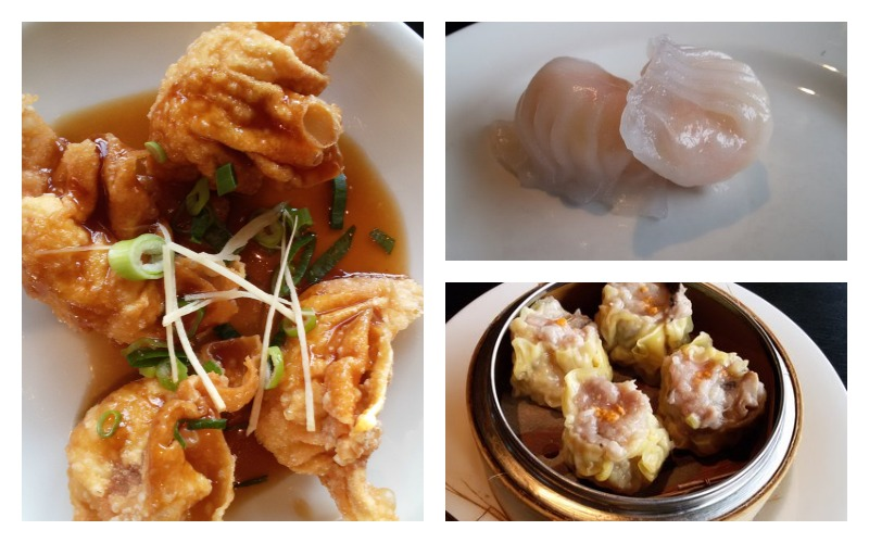 Dim Sum from Sea Palace