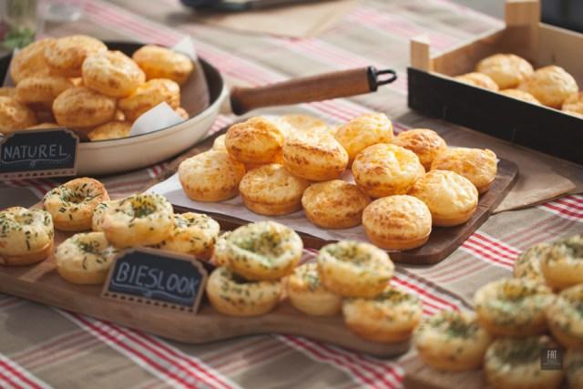 Fat Pao Brazilian Cheese Bread - Paó de queijo