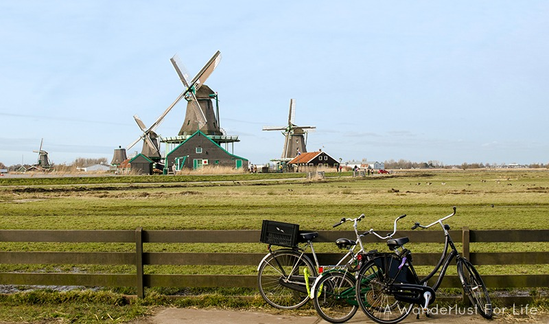 Windmills and Bikes