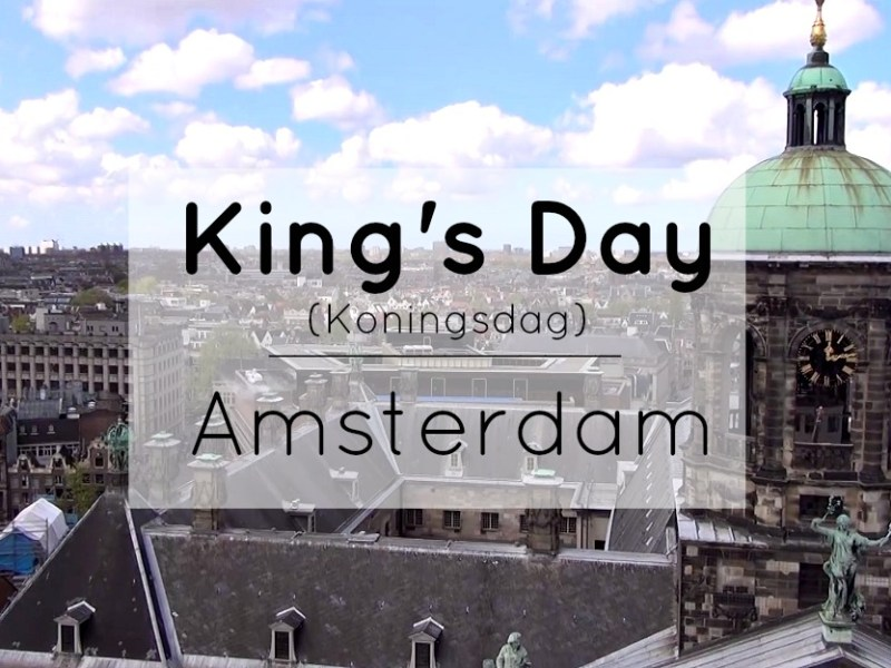 Kings Day Title