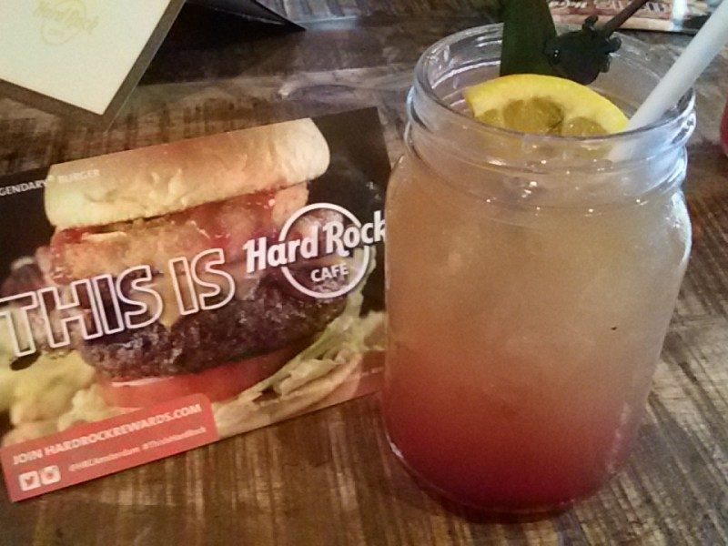 Hard Rock Cocktail