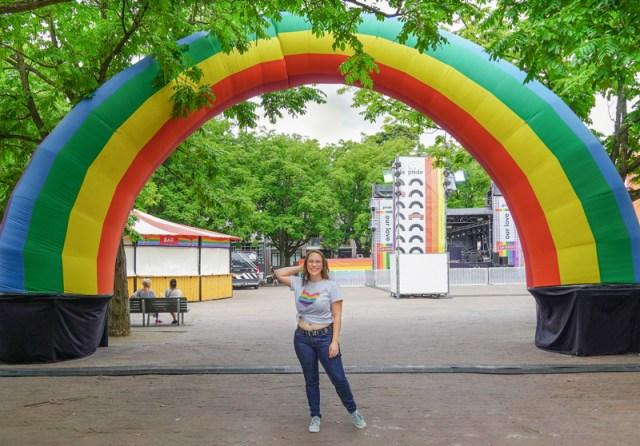 Jessica Pride Amsterdam