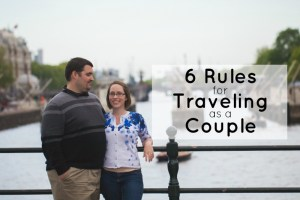 Rules For Traveling As A Couple