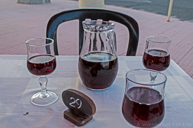 Giardini-Naxos Wine