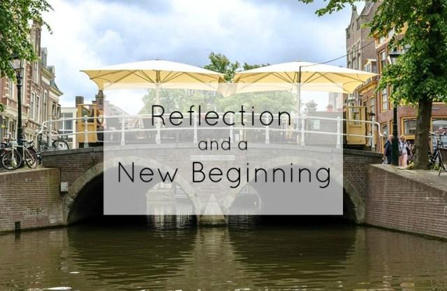 Alkmaar Reflection Title