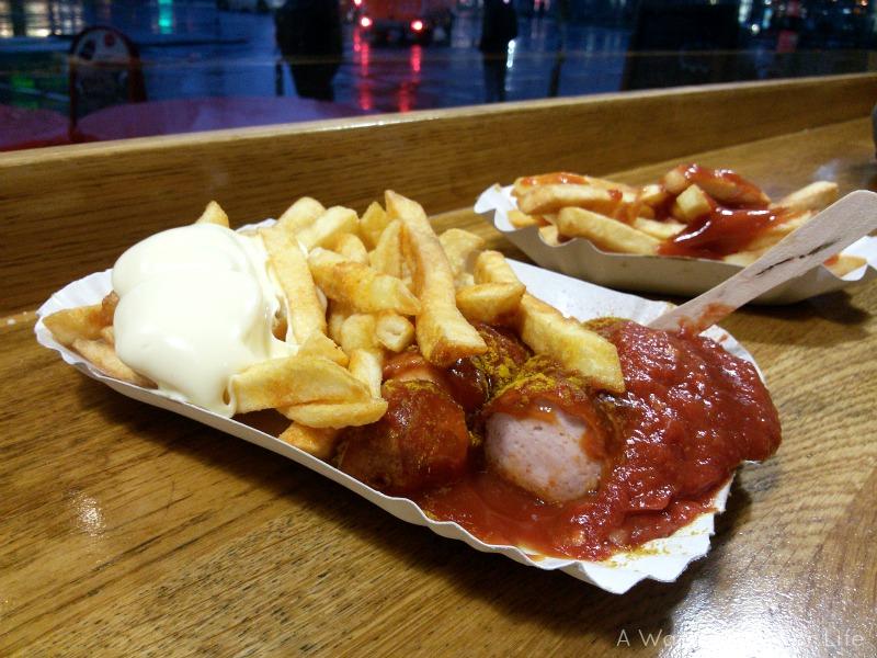 Curryworst - Berlin Food Tour