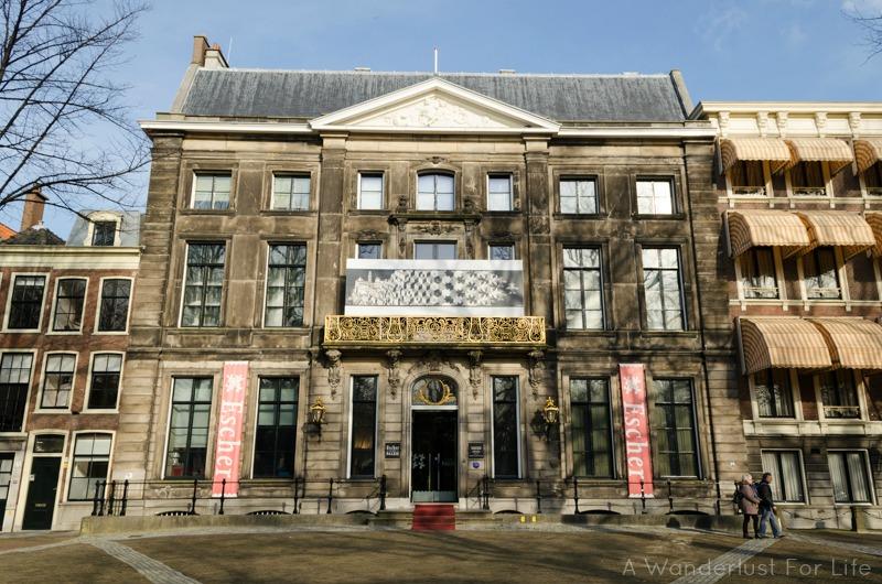 The Hague - Escher in Het Paleis