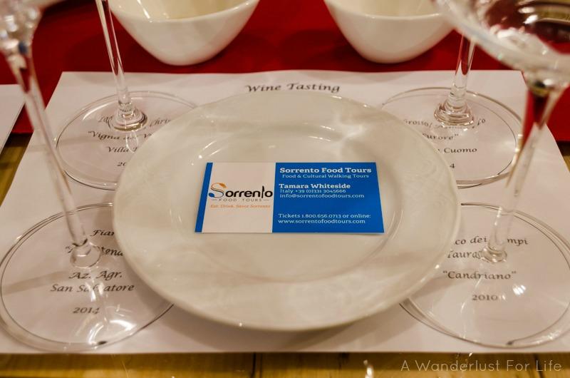 Wine Tasting in Sorrento - Sorrento Food Tours