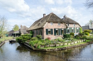 House in Giethoorn