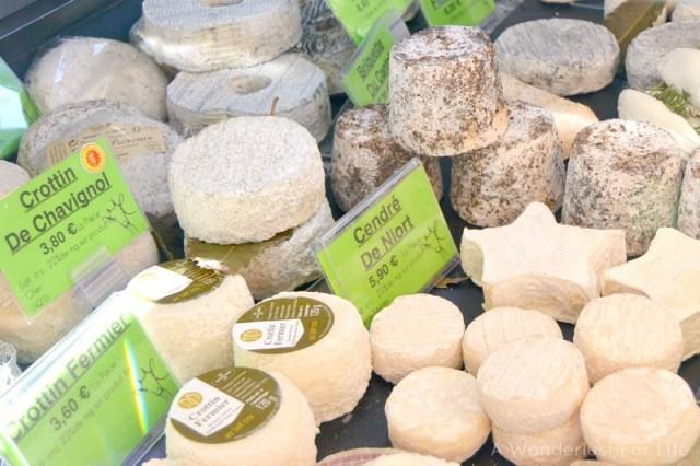 Paris Food Tour Montmartre   Cheese shop