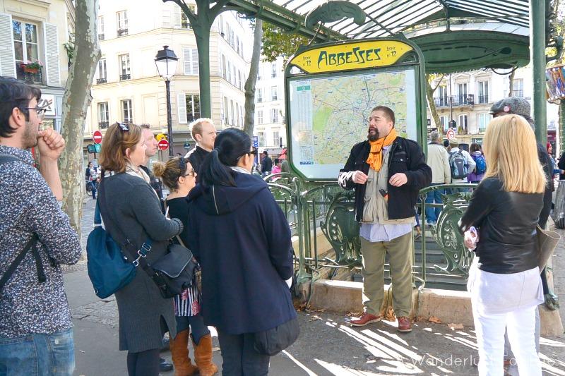 Paris Food Tour Montmartre