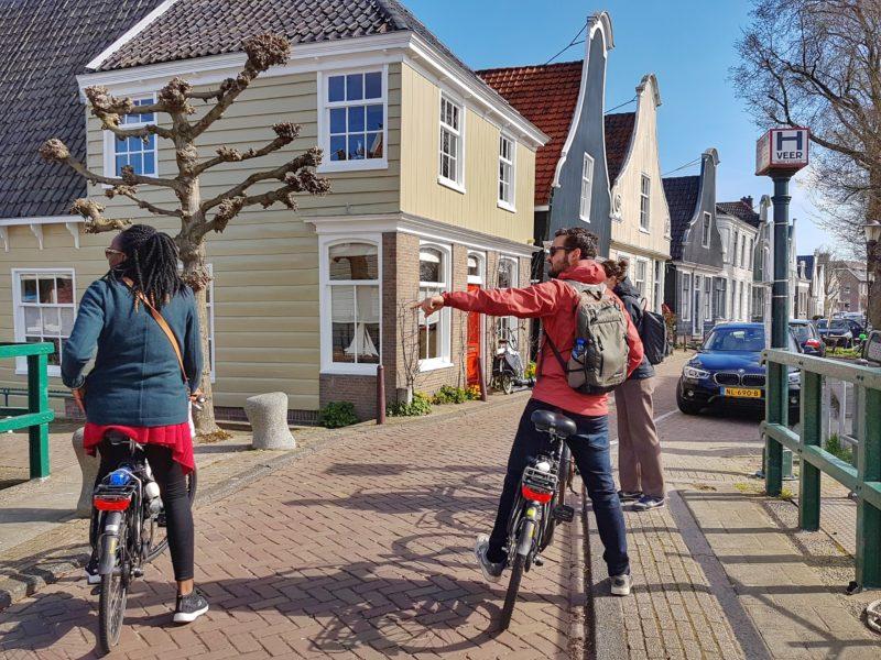 Nieuwendam - Amsterdam countryside bike tour