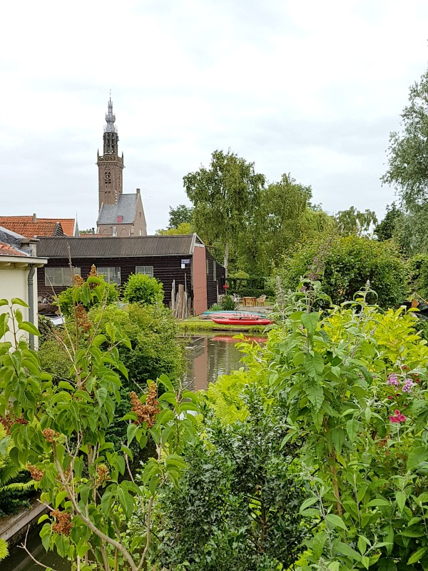 Day trip from Amsterdam to Edam