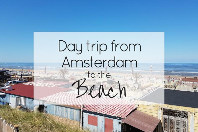Zandvoort Beach Day trip from Amsterdam