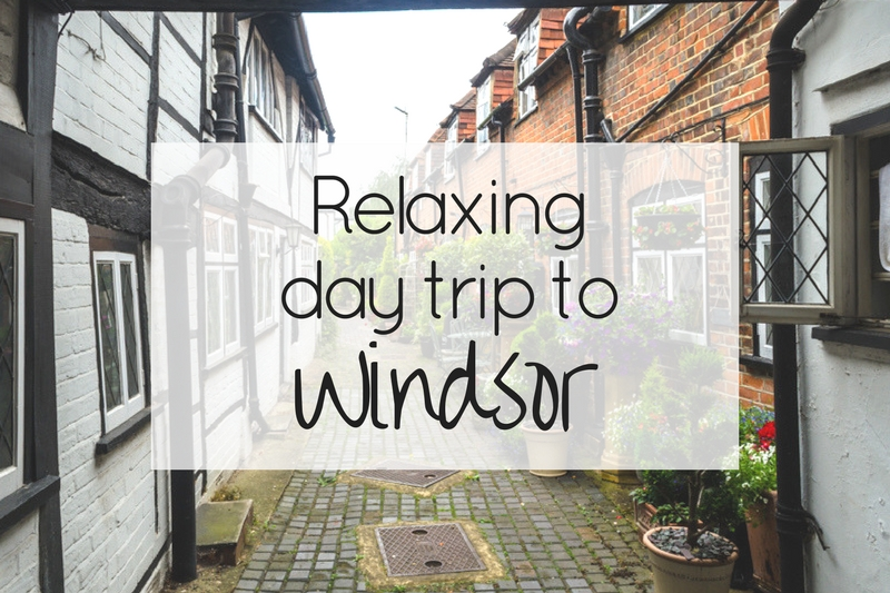 Relaxing day trip to Windsor from London