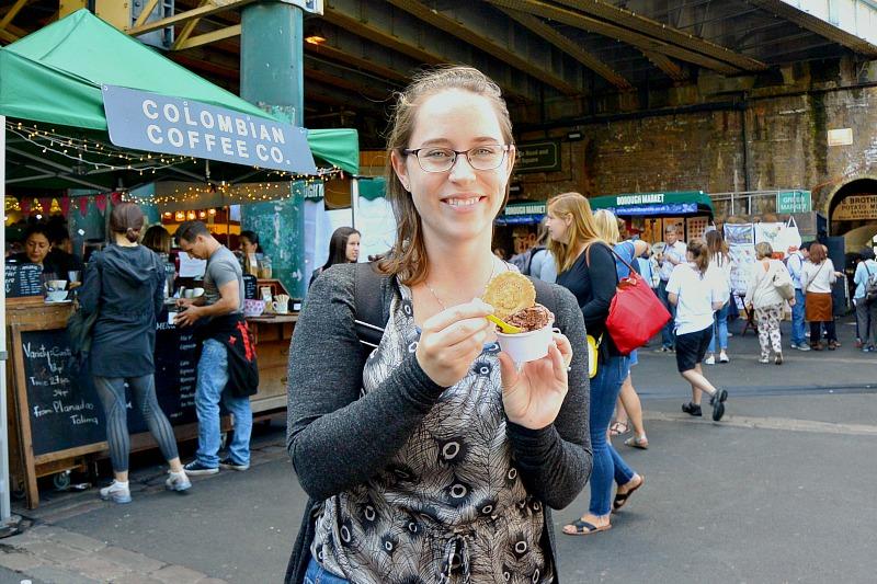Secret Food Tours London - London Bridge