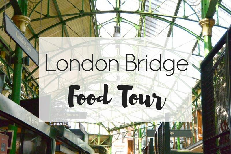Secret Food Tour London