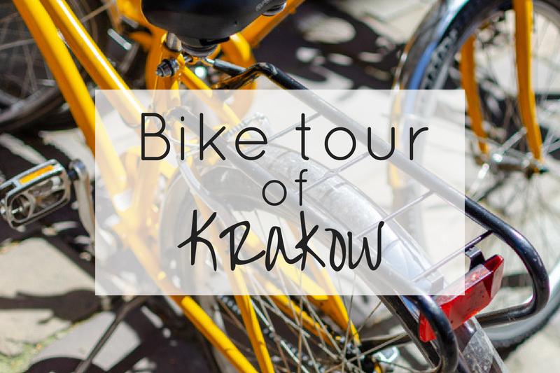 Take a bike tour of Krakow