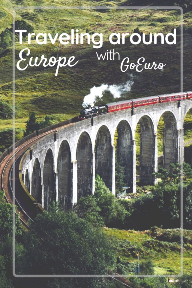 Travel Europe with GoEuro to help find the best transit options and prices