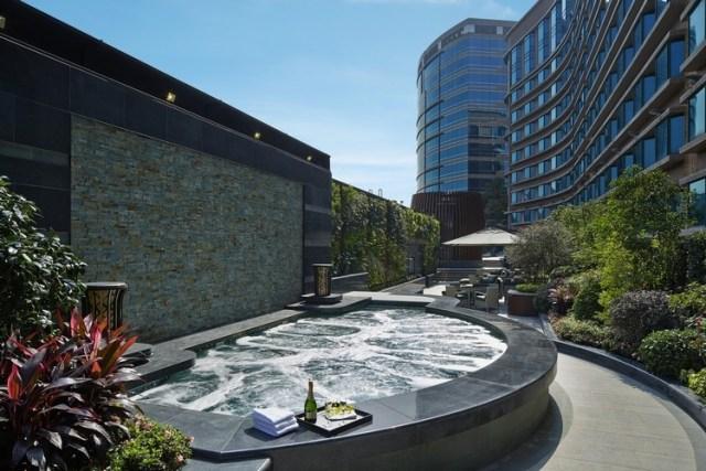 Royal Plaza hot tub