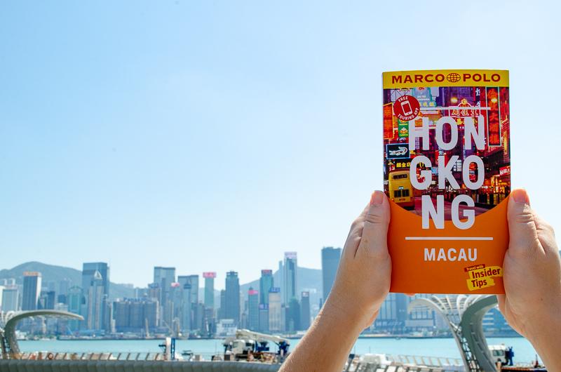 marco polo hong kong pocket guide