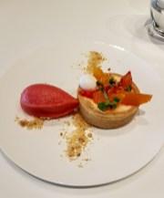 Citrus Dessert -- Monvinic, Bareclona