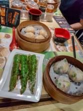 Dim Sum -- Eating Adventures Food tour-- Hong Kong