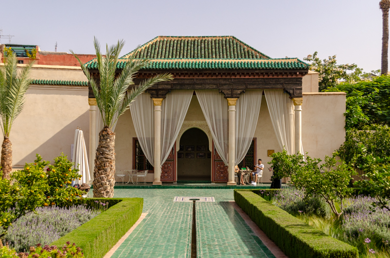 Marrakech secret garden