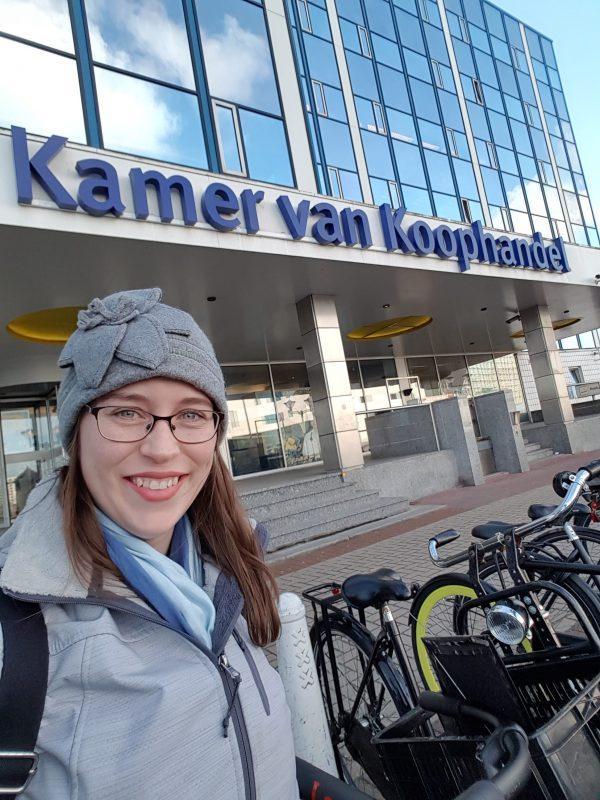 KVK Chamber of Commerce Amsterdam