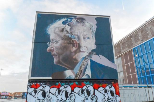 Amsterdam Noord Street Art