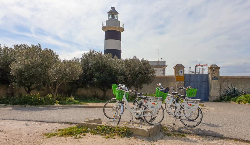 Lighthouse of Cagliari