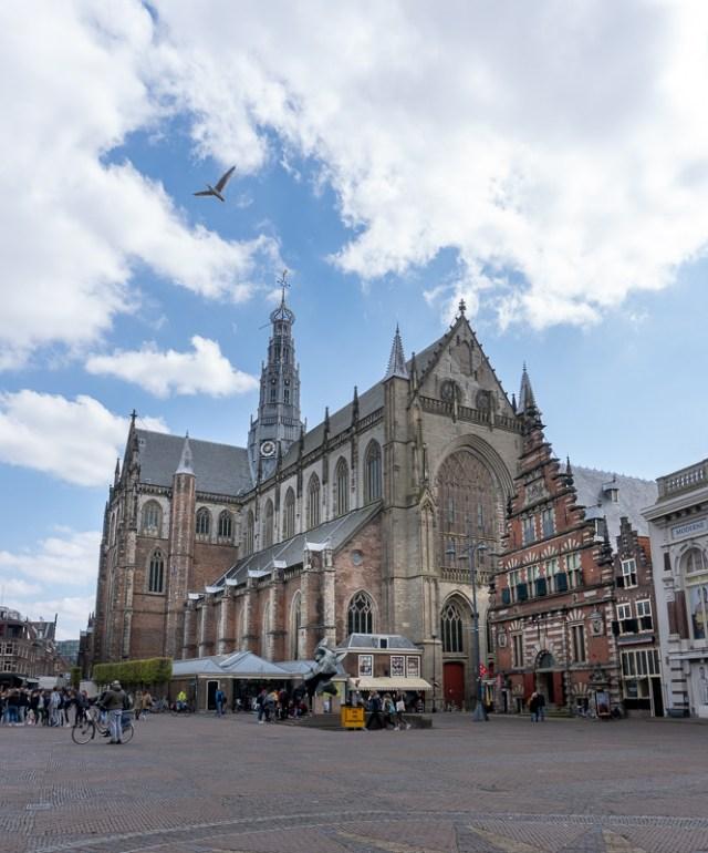 Haarlem Grootmarkt food tour