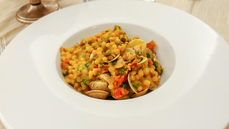 Restaurant Flora Cagliari
